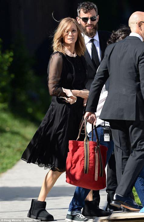 Tilda Swinton And Prada Fairies Handbag by Tilda Swinton Returns To Trademark Pixie Crop For Lazy