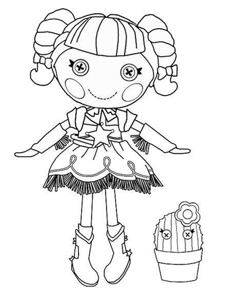 printable coloring pages lalaloopsy coloring pages birthday printable