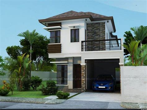 Modern Zen House Plans Philippines Philippines House Zen Modern House Plans
