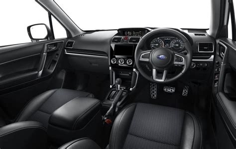 subaru forester interior 2017 2017 subaru forester redesign release date review price