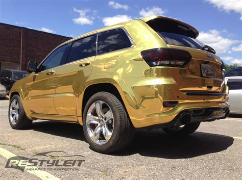gold jeep gold cherokee srt8 forum