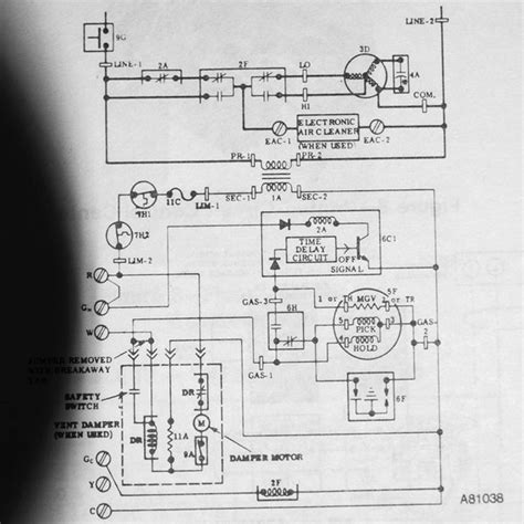 payne furnace wiring diagram payne furnace
