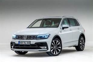vw uk new cars 2016 volkswagen tiguan on sale now from 163 22 510 autocar