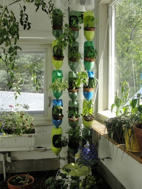 40 brilliant plastic bottle garden ideas
