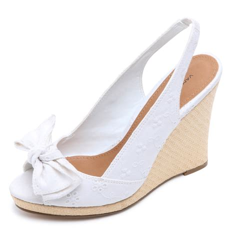 white sandals wedges www pixshark images galleries