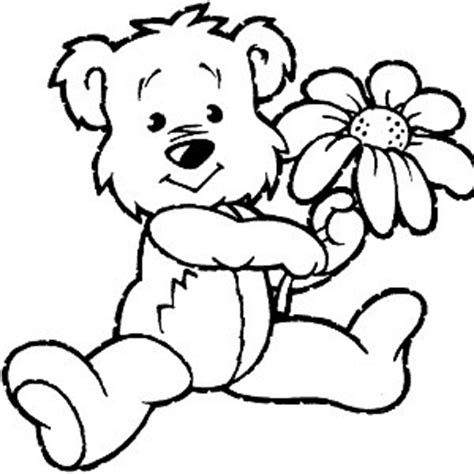 coloring pages of animals and flowers and flower coloring page