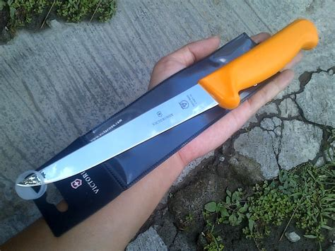 Krischef Pisau Daging 16 5 Cm boning knife pisau pemisah tulang dengan daging