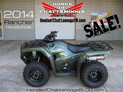 honda rancher 420 price 2014 rancher 420 sale at dct es eps more in
