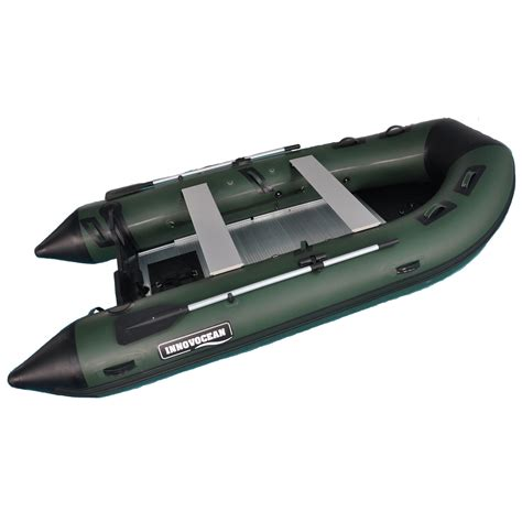 inflatable fishing boat video 12 feet inflatable fishing and hunting boat innovocean