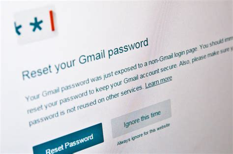 gmail password reset tool how to use google s password alert tool to thwart phishing