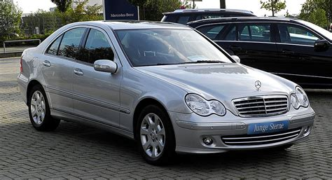 Shp Cars Sjr 600 White mercedes classe c w203 2000 2007 tutti i problemi e