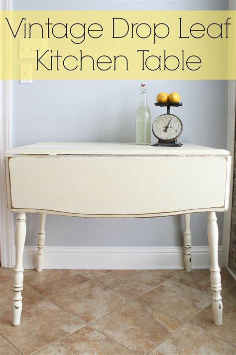 Antique drop leaf kitchen table     Kitchen ideas
