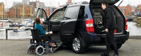 driving boat into lift wheelchair accessible vehicles wavs ridc