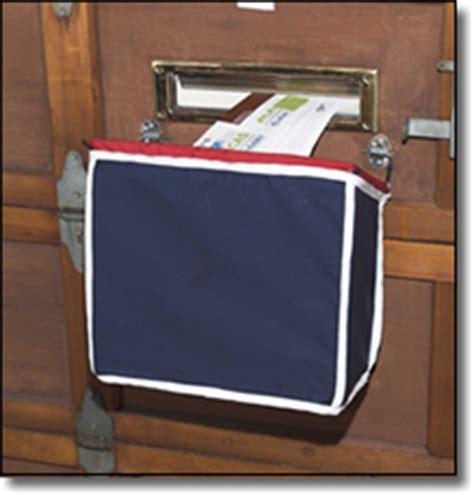 Garage Door Mailbox garage door mailbag home
