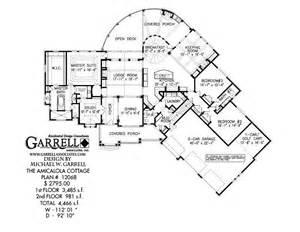 Amicalola House Plan Amicalola Cottage House Plan 12068 Covered Porch Plans