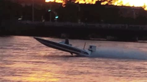 j r boats j craft boat 17 regatta 1988 youtube