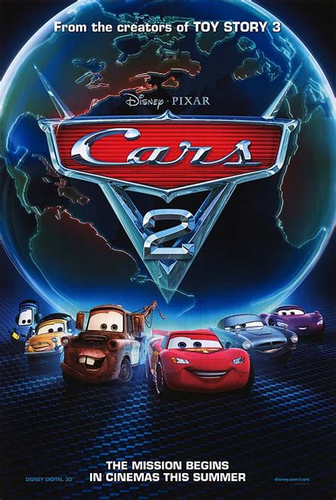 download film cars 3 full movie bahasa indonesia cars 2 movie posters at movie poster warehouse movieposter com