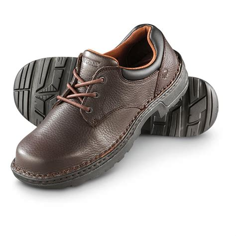 wolverine barber oxford shoes 633679 casual shoes at