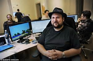 Markus Persson Net Worth Minecraft Inventor Markus Persson Hates Being A
