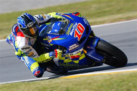 Kenny Suzuki Bike Picture Of The Day Kenny Junior On The