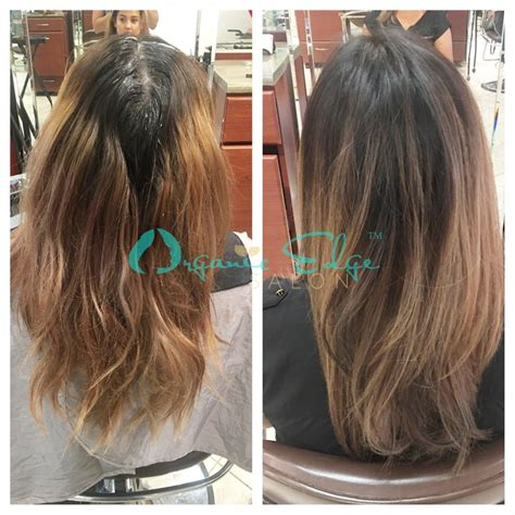 retouch dark roots not red retouch blonde hair highlights color retouch balayage