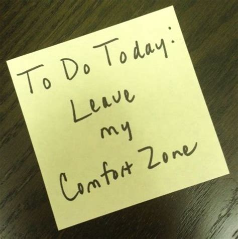 comfort zome my new year resolution to get out of my comfort zone i