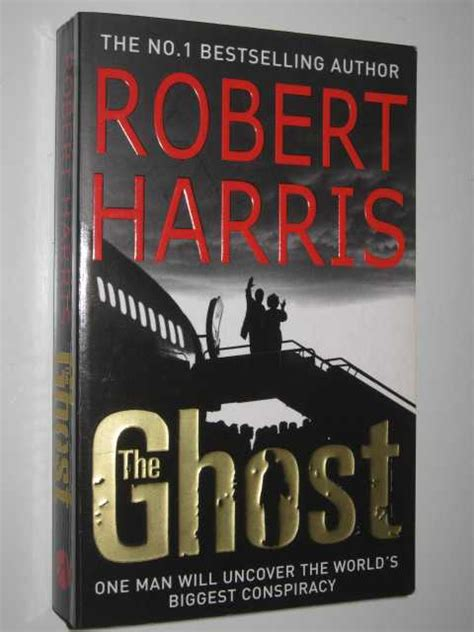 The Ghost By Robert Harris the ghost by robert harris 2008 small pb 0099514664 hutchinson 0099514664 ebay