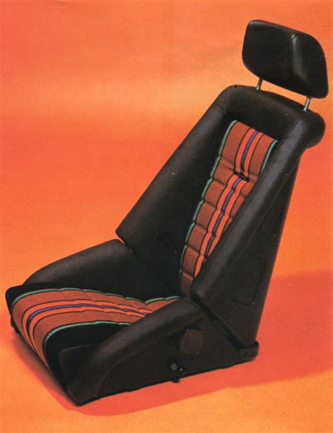 recaro rally car seats recaro milestones of the 60s and 70s bcs europe