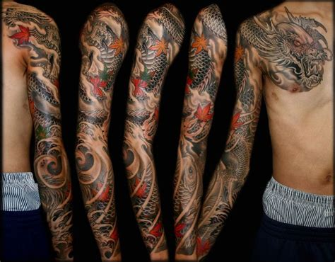 traditional japanese tattoo sleeve 74 best japanese images on