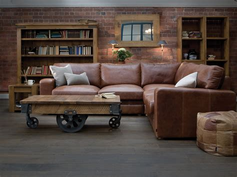 sofas for living room 2015 new arriveliving antique distressed brown leather corner sofa