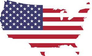 america map images clipart america flag map