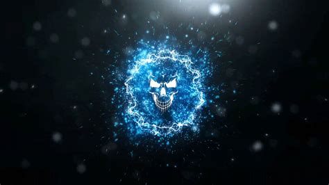 templates for sony vegas skull logo intro template 124 sony vegas pro rkmfx