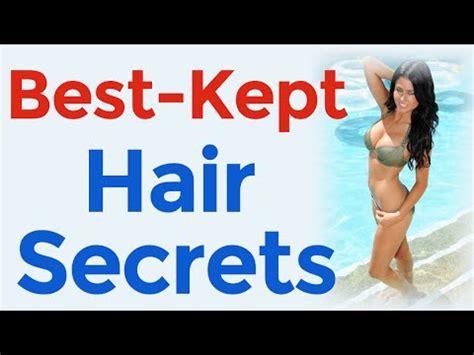 20 Best Kept Hair Secrets by Best Kept Hair Secrets From Around The World