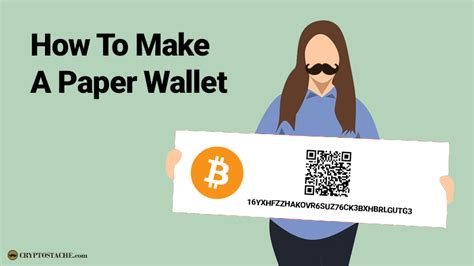 How To Make A Paper Wallet Bitcoin - litecoin archives the cryptostache
