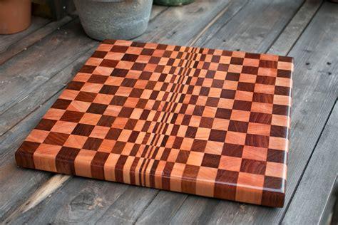 3d cutting board 3 3d end grain cutting board