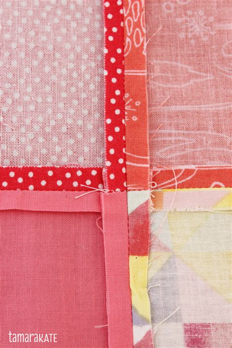 Seam Allowance For Quilting by Quilter At