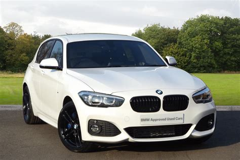 Bmw 1 Series 118d M Sport Shadow Edition 5 Door by Used 2018 Bmw 1 Series 118d M Sport Shadow Edition 5 Door