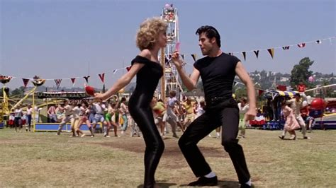 olivia newton john y john travolta we go together john travolta olivia newton john