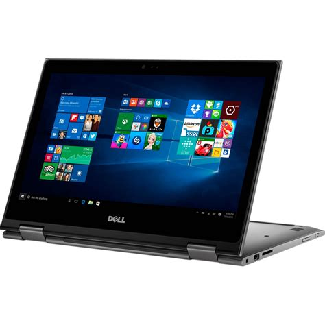 Dell Inspiron 13 5368 I3 6100u dell13 5378t 2 in 1 laptop computer maniabd