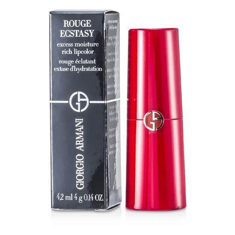 Giorgio Armani Lipstick 501 ecstasy lipstick 501 peony giorgio armani f