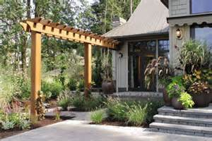 Single Pergola Designs by Single Post Pergola Design