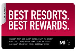 Mgm Detroit Gift Card - transcard to offer prepaid gift card program at mgm resorts international world class