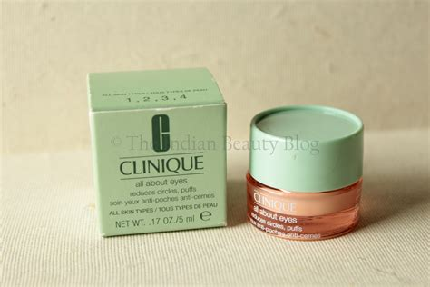 Clinique All About Eye clinique all about eye review the