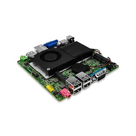 Pfsense Mini Pc Industrial Firewall Routers Utm I3 4010u cheap fanless x86 mini itx motherboard dual 3215u