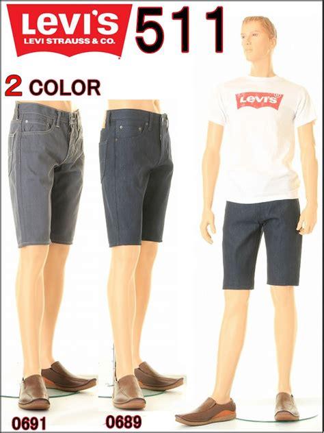 511 Paket New threelove rakuten global market levi s shorts 50 levis 511 2color new levi s