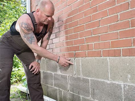 mike holmes how to recognize a problematic foundation