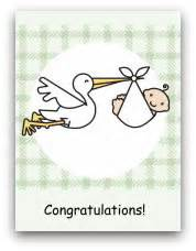 free printable baby cards lots of designs