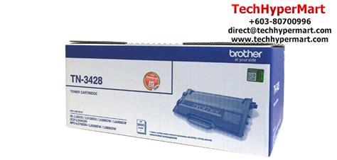 Toner Black Cartridge Original Tn 3428 tn 3428 black toner cartridge