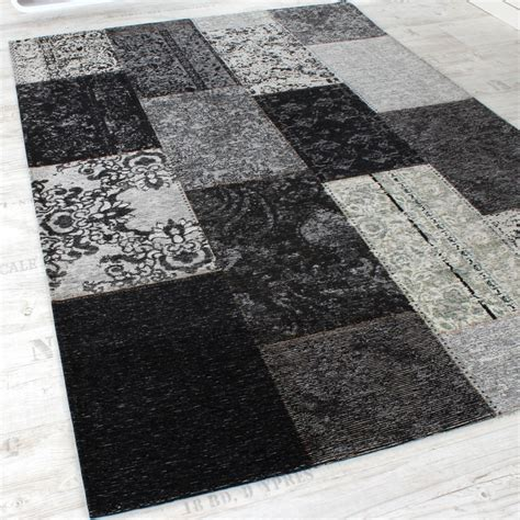 Teppiche Vintage Look by Vintage Rug Antik Trendy Carpet Patchwork Style