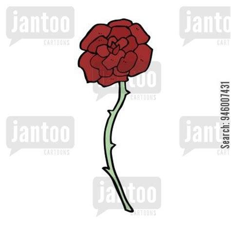 cartoon rose tattoo roses humor from jantoo
